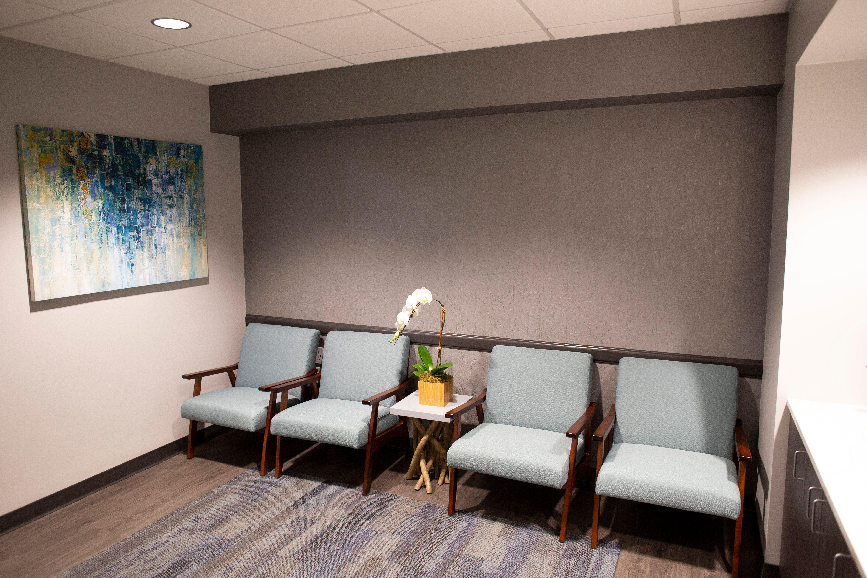 Concierge Medicine of Buckhead waiting area